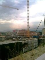 Dove: Torino, cantiere torre Unica Regione Piemonte.